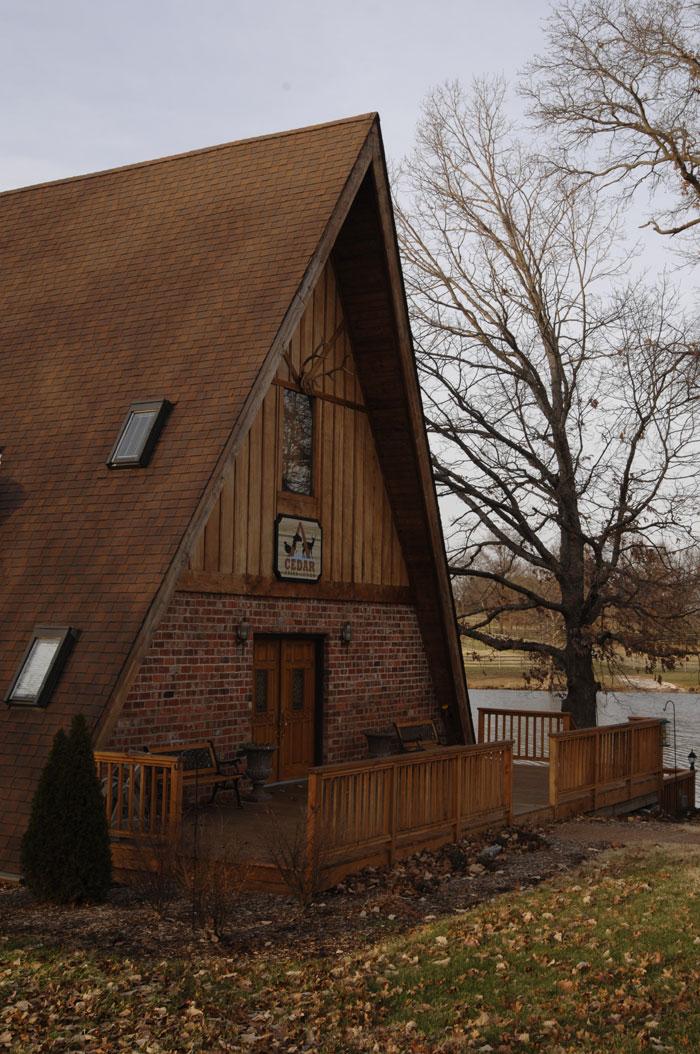 Cedar Creek Retreats Cedar Creek Resort