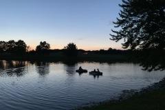 moonlight-lake