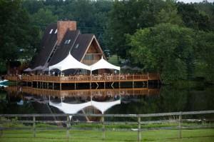 Great Lodge deckside